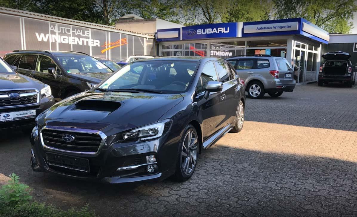 Subaru in NRW