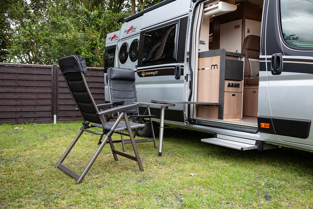 Urlaub mit Wohnmobil